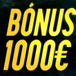 Bónus Casino Betclic 1000Eur